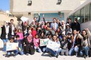 تخريج طلاب المخيم الشتوي لمبادرة