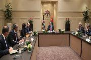 الملك يترأس اجتماعا لمناقشة تطوير بيئة الأعمال في عمّان