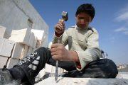 79 ألف طفل بسوق العمل وغالبيتهم بمهن خطرة