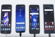 اختبار الشحن السريع في الهواتف الذكية.. لمن الغلبة؟