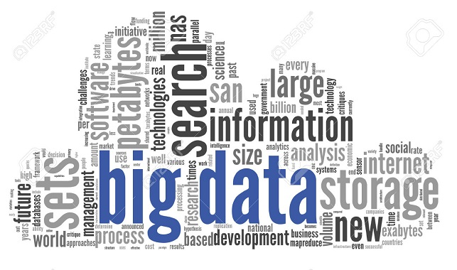 25893962-Big-data-concept-in-word-tag-cloud-Stock-Photo
