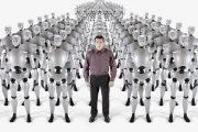 تزايد أعداد الآلات سيكلف 700 مليون عامل وظائفهم ...... بحلول عام 2030