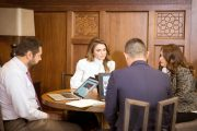 الملكة رانيا العبدالله تتابع الخطوات النهائية لإطلاق منصة إدراك للتعليم المدرسي