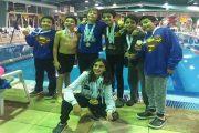 نتائج سباقات بطولة الأردن الشتوية المفتوحة الثانية للسباحة